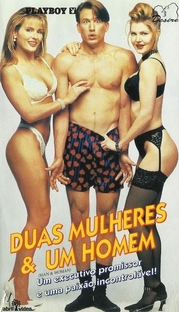 Duas Mulheres & Um Homem - Poster / Capa / Cartaz - Oficial 1