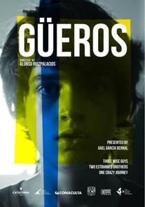 Güeros - Poster / Capa / Cartaz - Oficial 3
