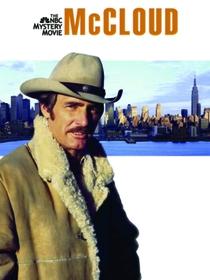 McCloud  (1ª Temporada) - Poster / Capa / Cartaz - Oficial 1