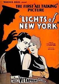 Lights of New York - Poster / Capa / Cartaz - Oficial 1