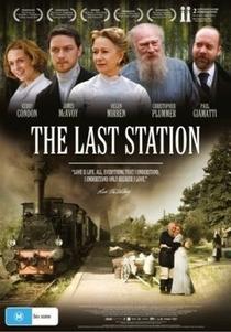 A Última Estação - Poster / Capa / Cartaz - Oficial 5