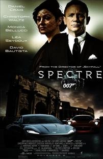 007 Contra Spectre - Poster / Capa / Cartaz - Oficial 29