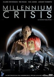 Millennium Crisis - Poster / Capa / Cartaz - Oficial 3