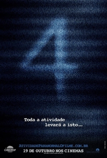 Atividade Paranormal 4 - Poster / Capa / Cartaz - Oficial 4