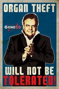 Repo! The Genetic Opera - Poster / Capa / Cartaz - Oficial 25