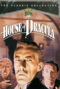A Casa de Dracula - Poster / Capa / Cartaz - Oficial 2