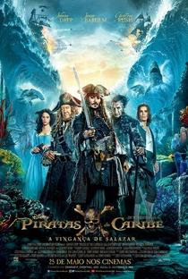 Piratas do Caribe: A Vingança de Salazar - Poster / Capa / Cartaz - Oficial 2