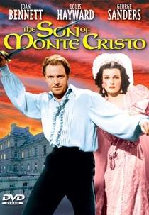 O Filho de Monte Cristo - Poster / Capa / Cartaz - Oficial 2