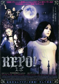 Repo! The Genetic Opera - Poster / Capa / Cartaz - Oficial 3