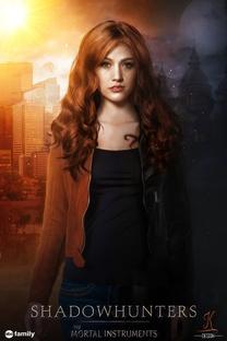 Shadowhunters - Caçadores de Sombras (2ª Temporada) - Poster / Capa / Cartaz - Oficial 7