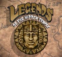 Lendas do Templo Perdido (1ª Temporada) - Poster / Capa / Cartaz - Oficial 1