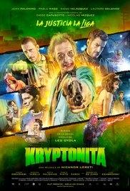 Kryptonita - Poster / Capa / Cartaz - Oficial 1