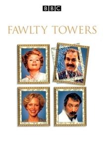 Fawlty Towers (2ª Temporada) - Poster / Capa / Cartaz - Oficial 1