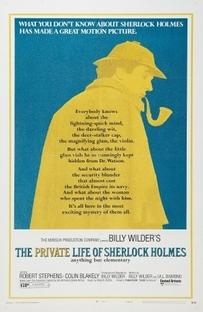A Vida Íntima de Sherlock Holmes - Poster / Capa / Cartaz - Oficial 2