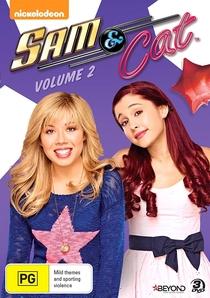 Sam & Cat (1ª Temporada) - Poster / Capa / Cartaz - Oficial 4