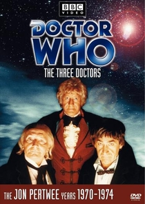 The Three Doctors - Poster / Capa / Cartaz - Oficial 2