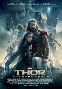 Thor: O Mundo Sombrio - Poster / Capa / Cartaz - Oficial 1