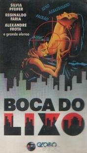 Boca do Lixo - Poster / Capa / Cartaz - Oficial 2