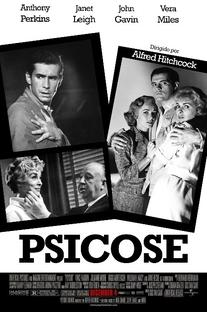 Psicose - Poster / Capa / Cartaz - Oficial 20