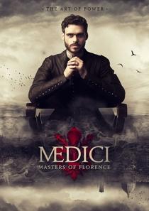Medici: Masters of Florence (1ª Temporada) - Poster / Capa / Cartaz - Oficial 2