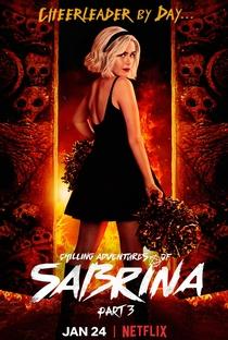 O Mundo Sombrio de Sabrina (Parte 3) - Poster / Capa / Cartaz - Oficial 1