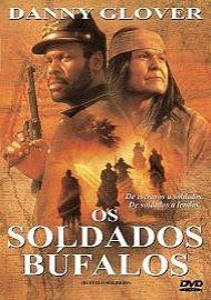 Os Soldados Búfalos - Poster / Capa / Cartaz - Oficial 2