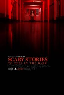 Histórias Assustadoras Para Contar no Escuro - Poster / Capa / Cartaz - Oficial 3