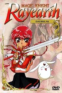 Guerreiras Mágicas de Rayearth (1ª Temporada) - Poster / Capa / Cartaz - Oficial 6