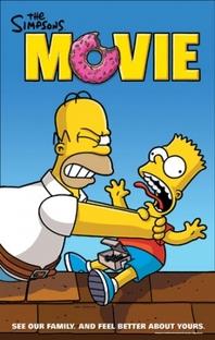 Os Simpsons: O Filme - Poster / Capa / Cartaz - Oficial 5