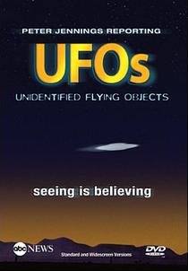 OVNIs - Ver para Acreditar - Poster / Capa / Cartaz - Oficial 1
