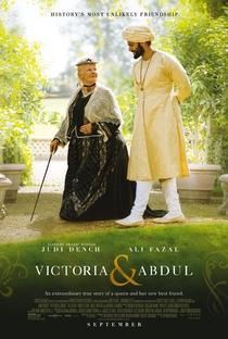 Victoria e Abdul: O Confidente da Rainha - Poster / Capa / Cartaz - Oficial 1