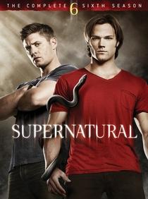 Sobrenatural (6ª Temporada) - Poster / Capa / Cartaz - Oficial 1