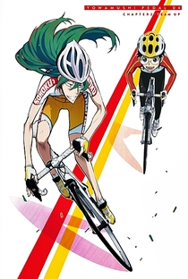 Yowamushi Pedal (1ª Temporada) - Poster / Capa / Cartaz - Oficial 5