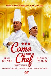 Como um Chef - Poster / Capa / Cartaz - Oficial 3