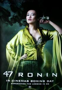 47 Ronins - Poster / Capa / Cartaz - Oficial 12