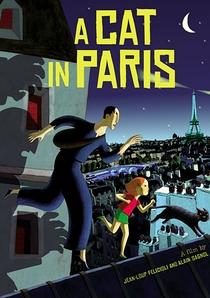 Um Gato em Paris - Poster / Capa / Cartaz - Oficial 2