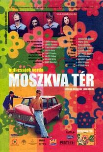Praça Moscou - Poster / Capa / Cartaz - Oficial 1