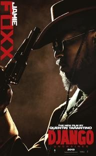 Django Livre - Poster / Capa / Cartaz - Oficial 10