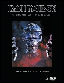 Iron Maiden - Visions Of The Beast (The Complete Video History) - Poster / Capa / Cartaz - Oficial 1