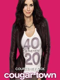 Cougar Town (1ª Temporada) - Poster / Capa / Cartaz - Oficial 1
