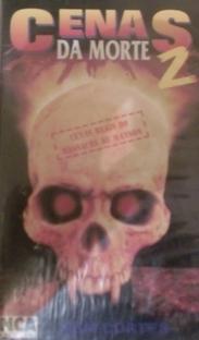Cenas da Morte 2 - Poster / Capa / Cartaz - Oficial 2