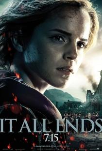 Harry Potter e as Relíquias da Morte - Parte 2 - Poster / Capa / Cartaz - Oficial 16