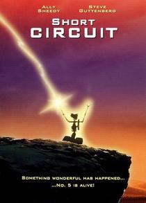 Short Circuit: O Incrível Robô - Poster / Capa / Cartaz - Oficial 5