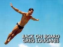 Back on board - Greg Louganis - Poster / Capa / Cartaz - Oficial 1