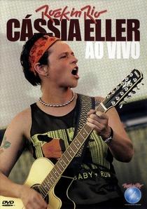 Cássia Eller Ao Vivo No Rock in Rio 3 - Poster / Capa / Cartaz - Oficial 1