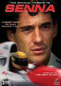 Ayrton Senna – O Direito de Vencer - Poster / Capa / Cartaz - Oficial 1