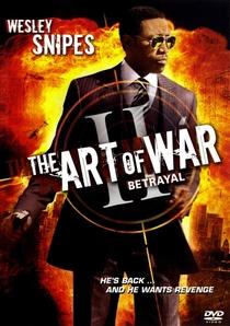 A Arte da Guerra II - Poster / Capa / Cartaz - Oficial 2