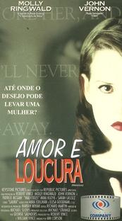 Amor e Loucura - Poster / Capa / Cartaz - Oficial 1