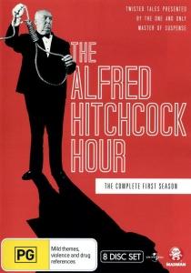 The Alfred Hitchcock Hour (1ª Temporada) - Poster / Capa / Cartaz - Oficial 1
