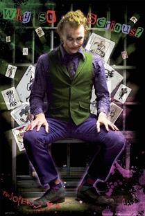 Batman: O Cavaleiro das Trevas - Poster / Capa / Cartaz - Oficial 14